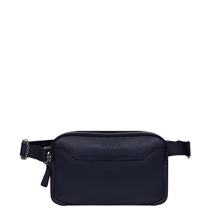 MyK. Valley Bag midnight blue - 1