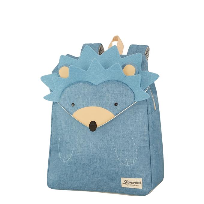 Sammies by Samsonite Happy Sammies Backpack S Plus hedgehog harris - 1