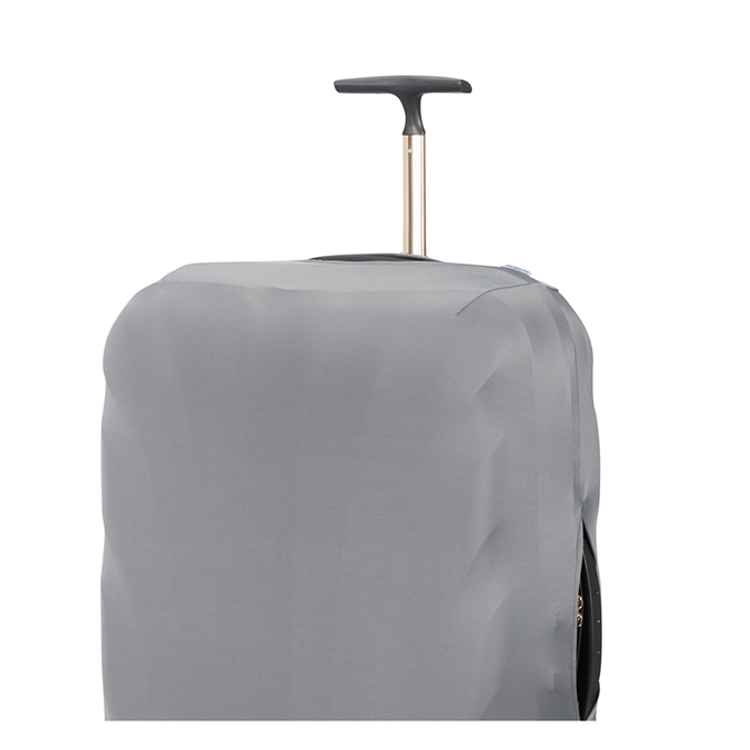 Samsonite Accessoires Lycra Luggage Cover M anthracite - 1