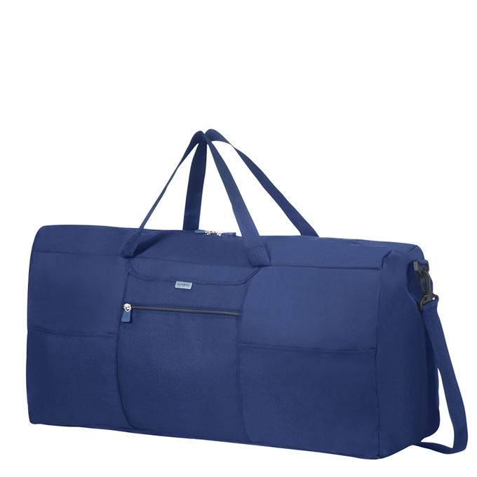 Samsonite Accessoires Foldable Duffle XL midnight blue