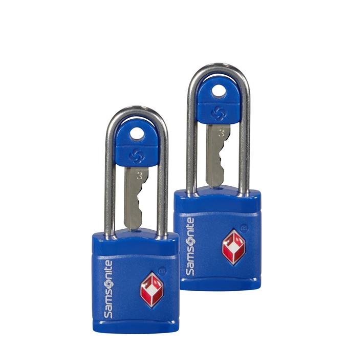 Samsonite Accessoires Key Lock TSA Set midnight blue - 1