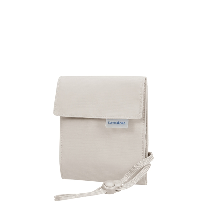 Samsonite Accessoires Multi-Pocket Neck Pouch beige