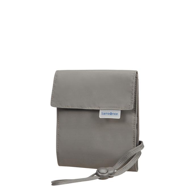 Samsonite Accessoires Multi-Pocket Neck Pouch eclipse grey