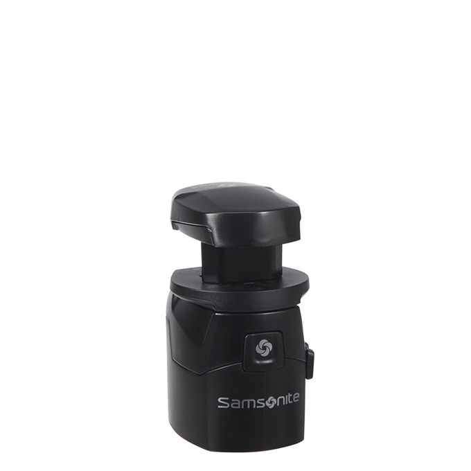 Samsonite Accessoires Worldwide Adapter + USB black