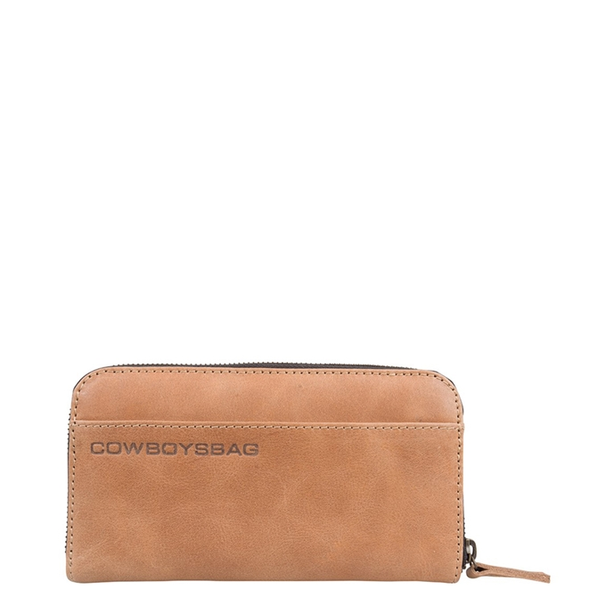Cowboysbag The Purse Portemonnee camel - 1