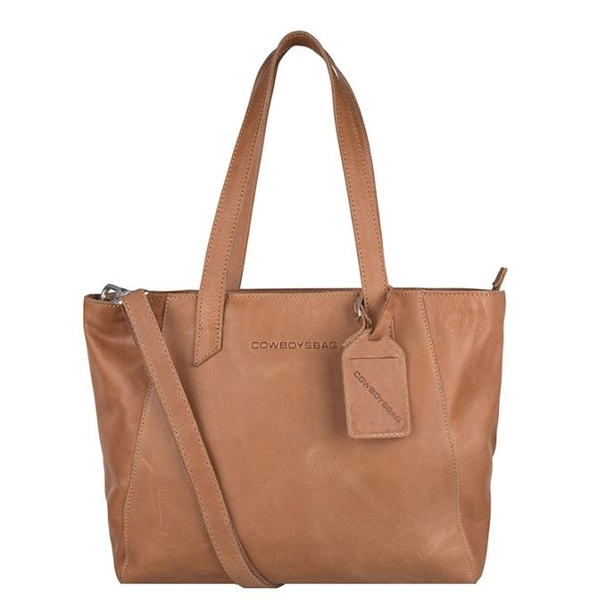 Cowboysbag Slanted Jenner Bag camel - 1