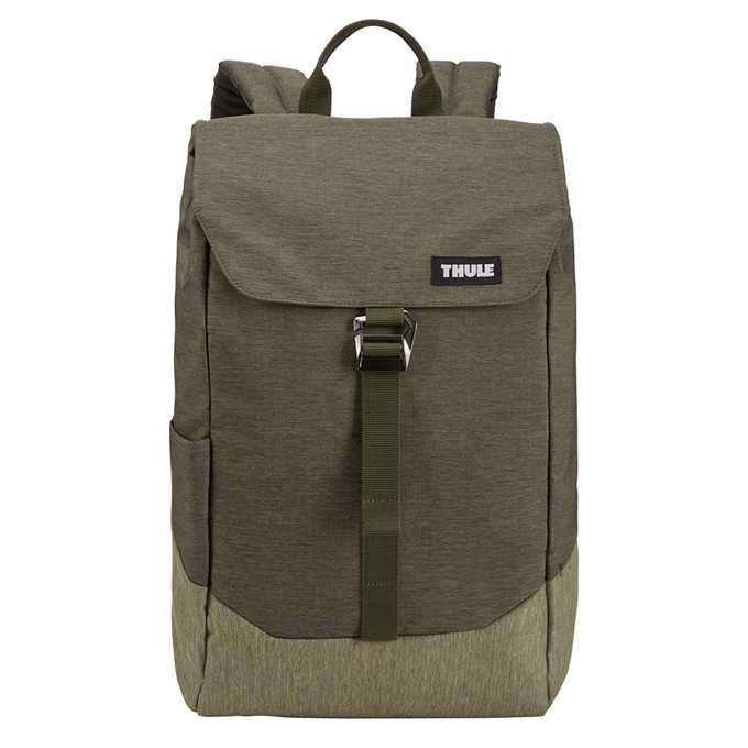 Thule Lithos Backpack 16L forest night / lichen