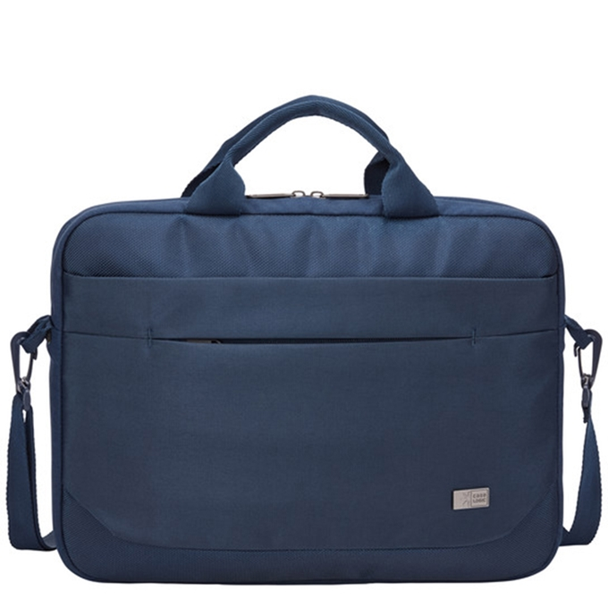 "Case Logic Advantage Laptop Attaché 14"" dark blue - 1"