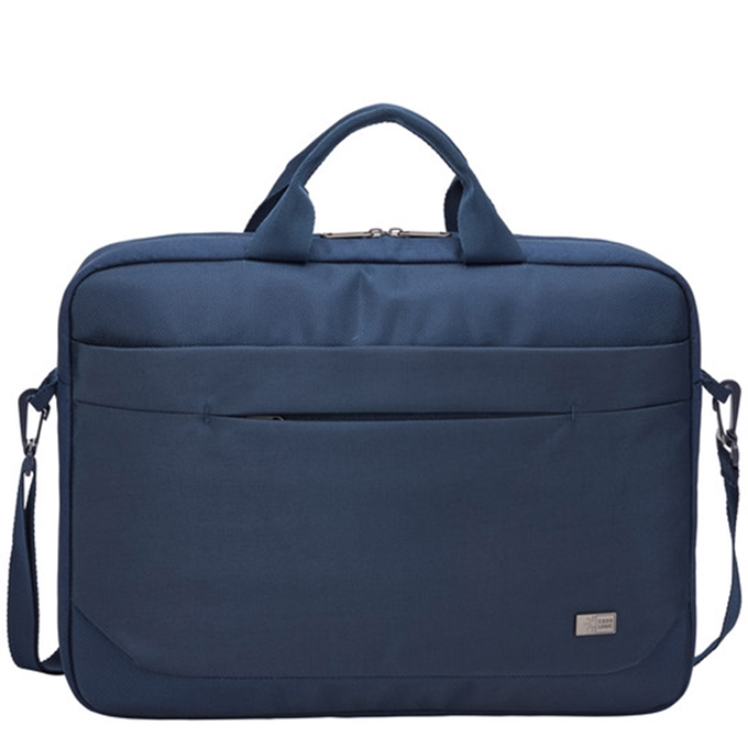 Case Logic Advantage Laptop Attaché 15,6 inch dark blue - 1