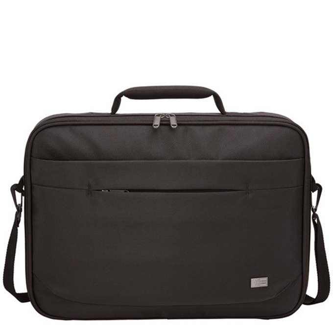 "Case Logic Advantage Laptop Clamshell Bag 15,6"" black - 1"
