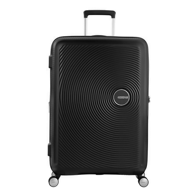 American Tourister Soundbox Spinner 77 Expandable bass black - 1