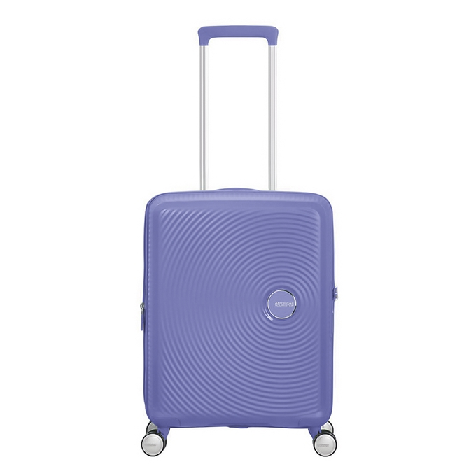 American Tourister Soundbox Spinner 55 Expandable denim blue - 1