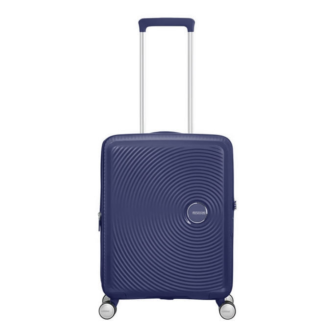 American Tourister Soundbox Spinner 55 Expandable midnight navy - 1