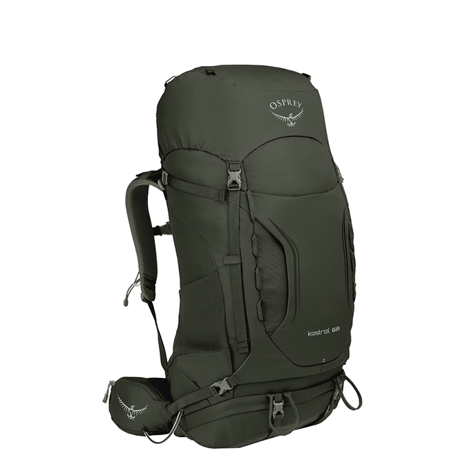 Osprey Kestrel 68 Backpack M/L picholine green - 1
