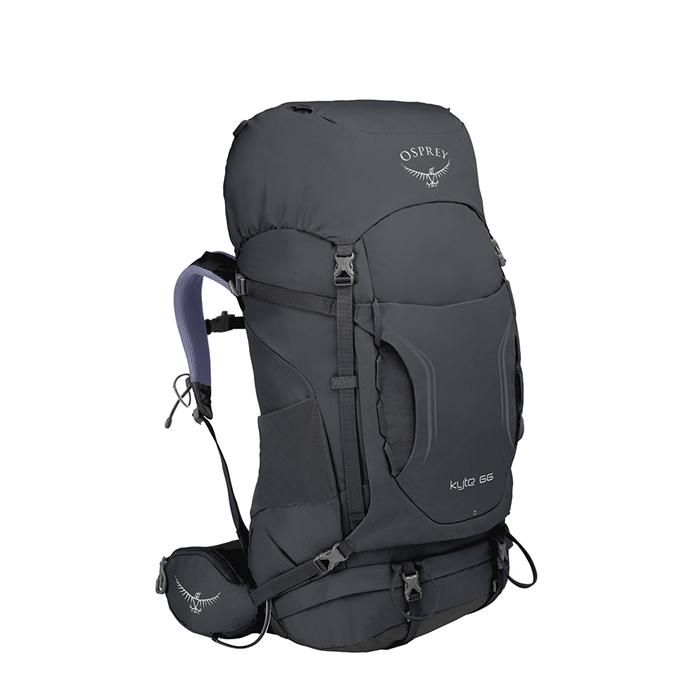 Osprey Kyte 66 Women's Backpack siren grey - 1