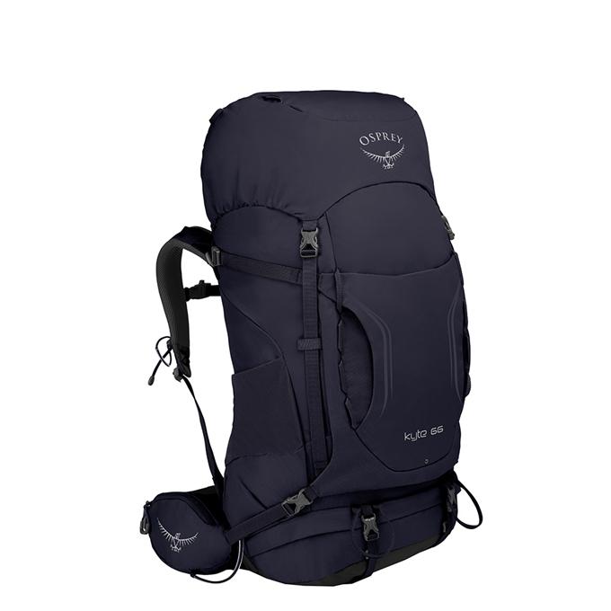 Osprey Kyte 66 Women's Backpack mulberry purple - 1