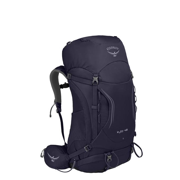 Osprey Kyte 46 Women's Backpack mulberry purple - 1
