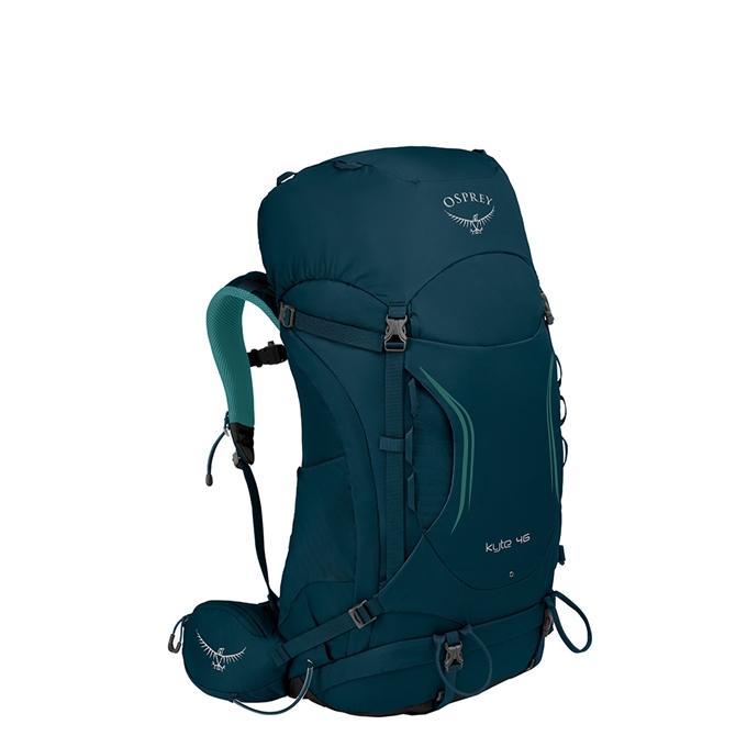 Osprey Kyte 46 Women's Backpack S/M icelake green - 1