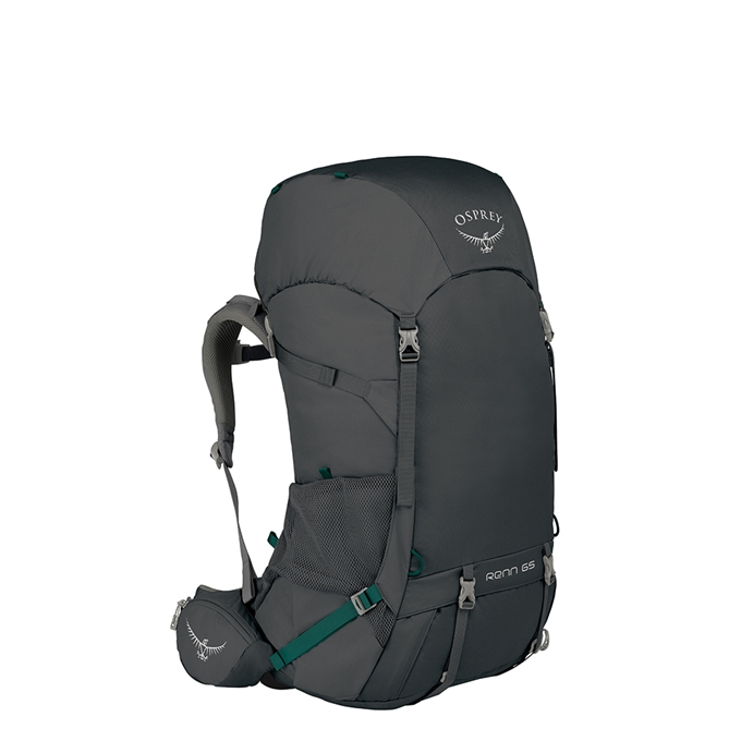 Osprey Renn 65 Women's Backpack cinder grey - 1