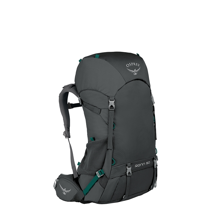 Osprey Renn 50 Women's Backpack cinder grey - 1