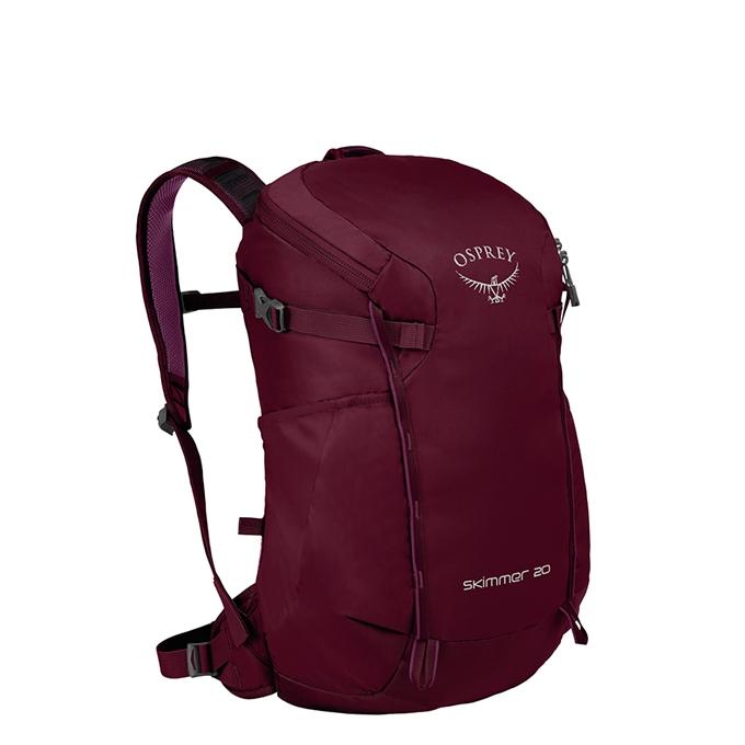 Osprey Skimmer 20 Women's Backpack plum red - 1