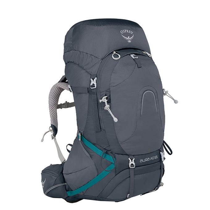 Osprey Aura AG 65 Small Backpack vestal grey - 1