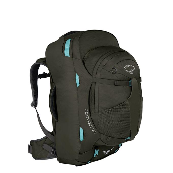 Osprey Fairview 70 S/M Travel Backpack misty grey - 1