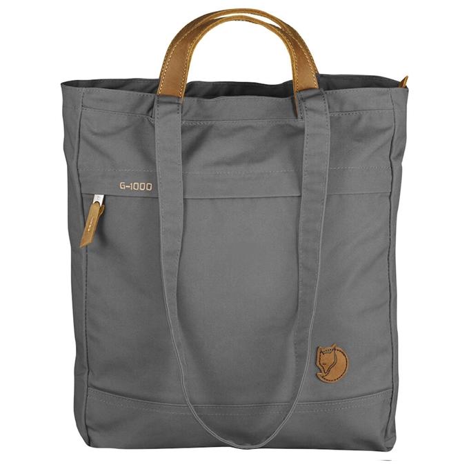 Fjallraven Totepack No.1 Shopper super grey - 1