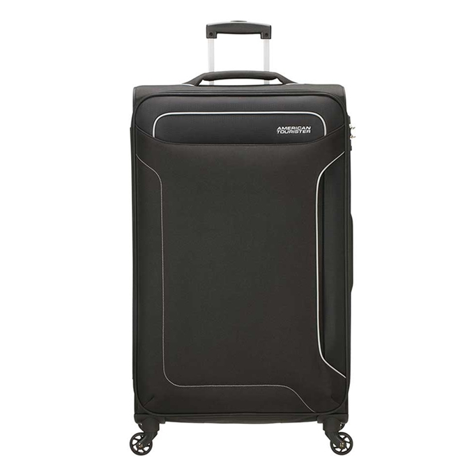 American Tourister Holiday Heat Spinner 79 black - 1