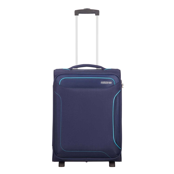 American Tourister Holiday Heat Upright 55 navy - 1