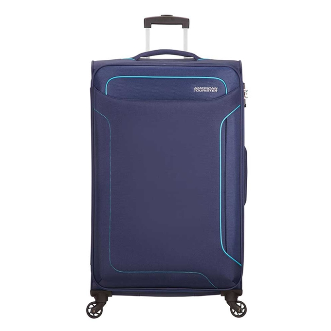 American Tourister Holiday Heat Spinner 79 navy - 1