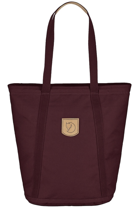 Fjallraven Totepack Shopper Tall dark garnet - 1