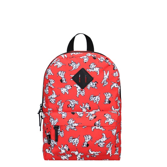 Disney My Little Bag 101 Dalmatiers Kinderrugzak original red - 1