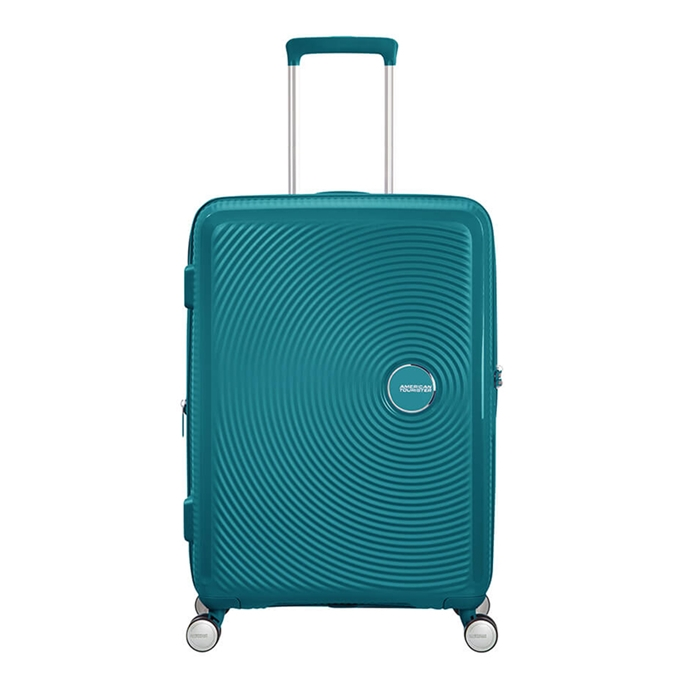 American Tourister Soundbox Spinner 67 Expandable jade green - 1