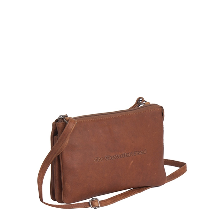 The Chesterfield Brand Sadie Shoulderbag cognac - 1