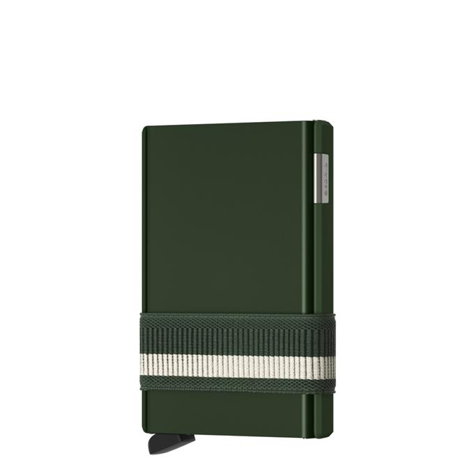 Secrid Cardslide Kaarthouder green
