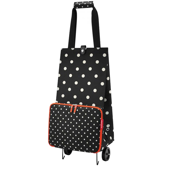 Reisenthel Shopping Foldable Trolley mixed dots - 1