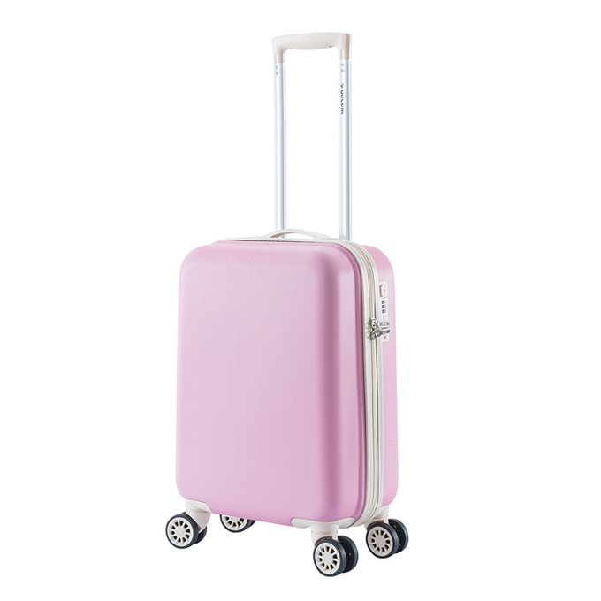 Decent Star-Maxx Trolley 55 pastel pink - 1