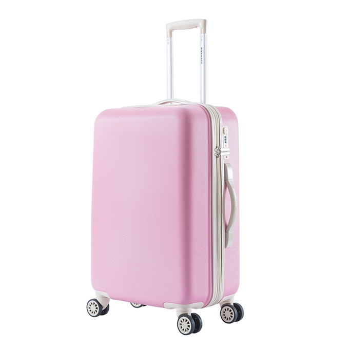 Decent Star-Maxx Trolley 66 pastel pink - 1