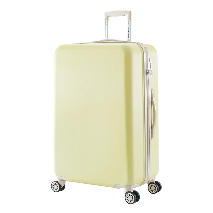 Decent Star-Maxx Trolley 76 pastel yellow - 1