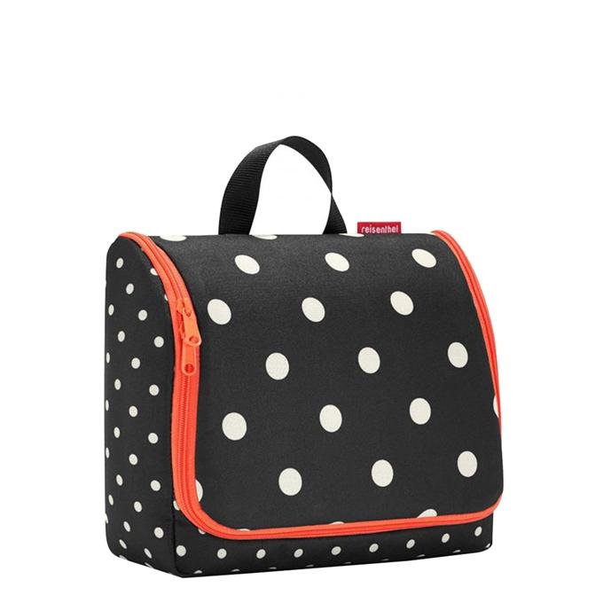 Reisenthel Travelling Toiletbag XL mixed dots - 1