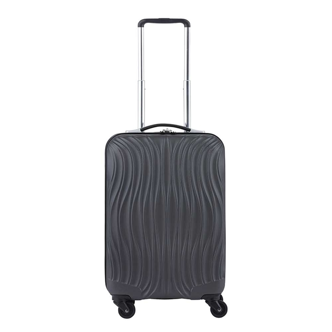 CarryOn Wave Koffer 55 antraciet - 1