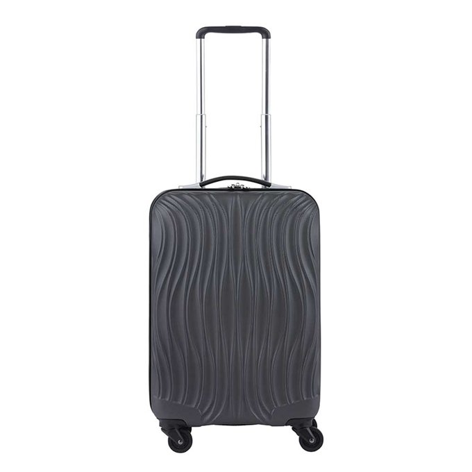 CarryOn Wave Koffer 55 antraciet