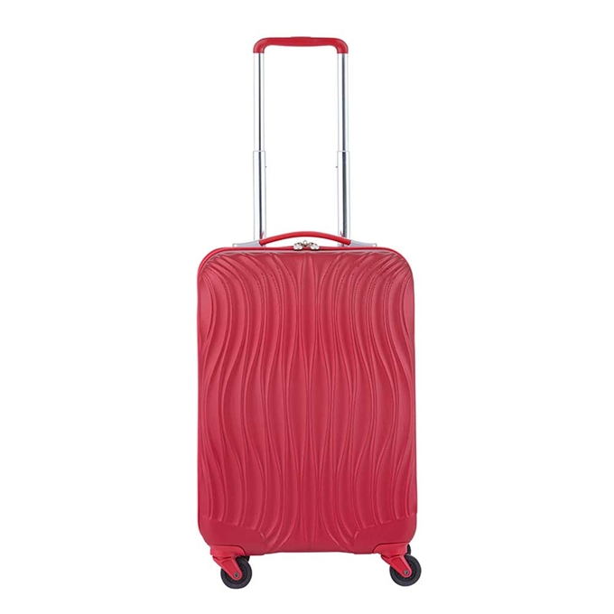 CarryOn Wave Koffer 55 rood - 1