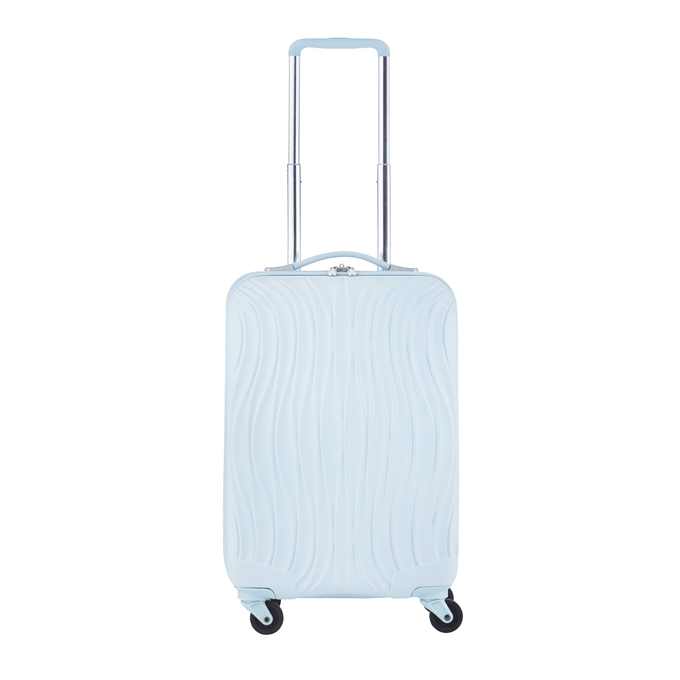 CarryOn Wave Koffer 55 baby blauw