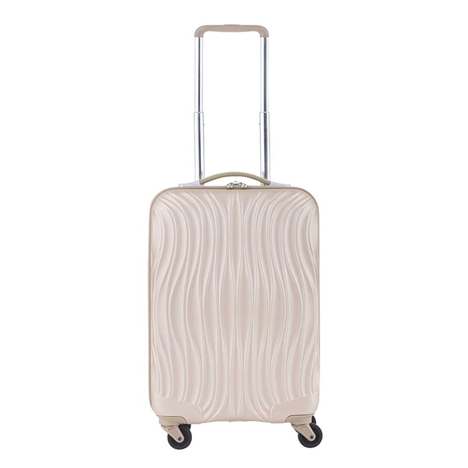 CarryOn Wave Koffer 55 champagne - 1