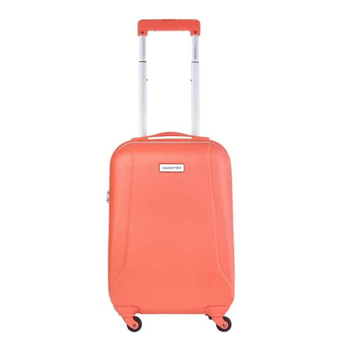 CarryOn Skyhopper 4 Wiel Trolley 55 coral - 1