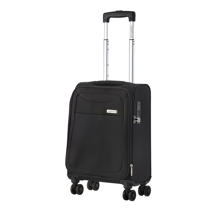 CarryOn Air Koffer 55 black - 1