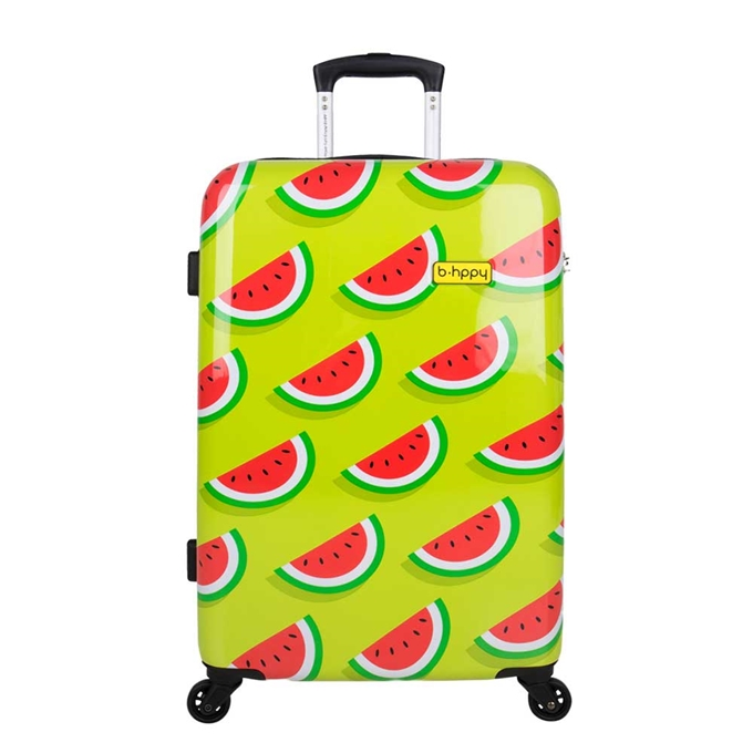Bhppy Two In A Melon Trolley 67 green / red - 1
