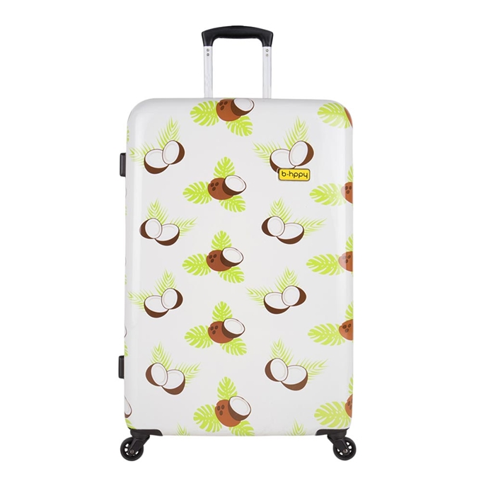 Bhppy Crazy Coco Trolley 77 white